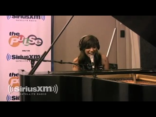 Christina Perri 'Jar Of Hearts' Live on SiriusXM